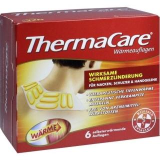 Thermacare Nacken/Schulter Auflagen Z.Schmerzlind. - (6 St) - PZN 00707372