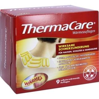 Thermacare Nacken/Schulter Auflagen Z.Schmerzlind. - (9 St) - PZN 10079273