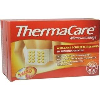 Thermacare Rückenumschläge S-Xl Z.Schmerzlinderung - (4 St) - PZN 00707366