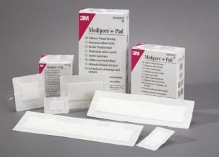 Medipore Plus Pad Steriler Wundverband 3564E - (50 St) - PZN 01681189