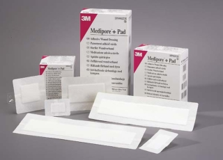 Medipore Plus Pad Steriler Wundverband 3566E - (25 St) - PZN 01681203