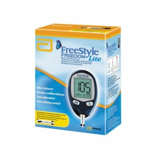 Freestyle Freedom Lite Set Mg/Dl Ohne Codieren - (1 St) - PZN 05703284