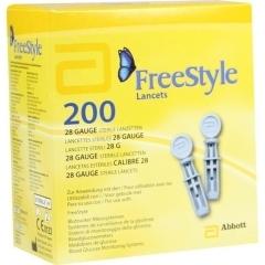 Freestyle Lancets - (200 St) - PZN 00365925
