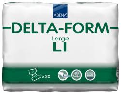 Delta Form L1 Windelhose Slip - (4X20 St) - PZN 09520445