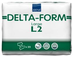Delta Form L2 Windelhose Slip - (4X20 St) - PZN 09520468