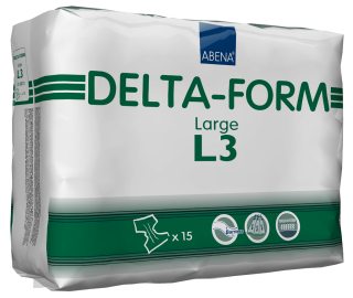 Delta Form L3 Windelhose Slip - (4X15 St) - PZN 09520480