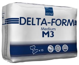 Delta Form M3 Windelhose Slip - (4X15 St) - PZN 09520422