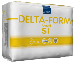 Delta Form S1 Windelhose Slip - (4X20 St) - PZN 09520505