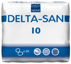 Delta San No 10 Vorlage - (4X20 St) - PZN 05949223