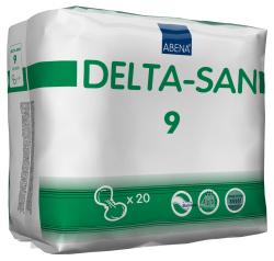 Delta San No 9 Vorlage - (4X20 St) - PZN 05949192