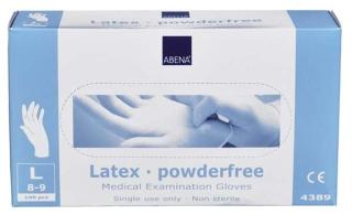 Latex-Handschuhe Large Ungepudert 4389 - (100 St) - PZN 00623824