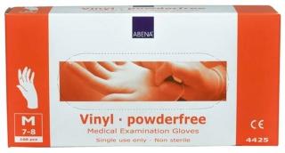 Vinyl Handschuhe Medium Ungepudert 4425 - (10X100 St) - PZN 01413129