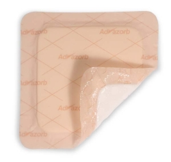 Advazorb Border 7.5 X 7.5Cm Pu-Schaumverband - (10 St) -...