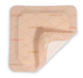 Advazorb Border Lite 7.5X7.5Cm Pu-Schaumverband - (10 St) - PZN 10074235