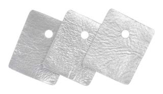 Tracheal Kompressen Metalline 8X10Cm - (10 St) - PZN 04770462