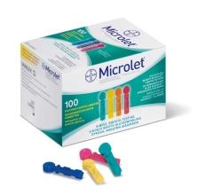 Microlet Lanzetten - (100 St) - PZN 06691181