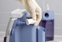 Absauggerät Dds- Bakterienfilter/Übersaugschutz...