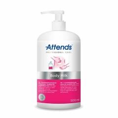 Attends Professional Care Body Milk - (12X500 ml) - PZN...