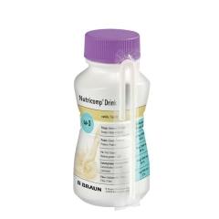 Nutricomp Drink Renal Vanille - (24X200 ml) - PZN 11128648