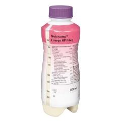 Nutricomp Energy Hp Fibre Hdpe - (12X500 ml) - PZN 11133922