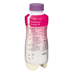 Nutricomp Energy Hp Hdpe - (12X500 ml) - PZN 11133891