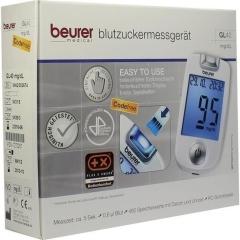 Beurer Gl 40 Blutzuckermessgerät Mg/Dlcodefree - (1...
