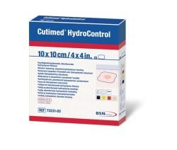 Cutimed Hydrocontrol 10X10Cm - (10 St) - PZN 11029567