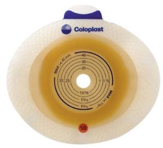 Sensura Basisplatte O.Gürtelbefesti Rr60Mm 10-55Mm - (5 St) - PZN 05917447