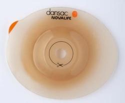 Dansac Novalife 2 Convex Basisplatte 10-23Mm - (5 St) -...