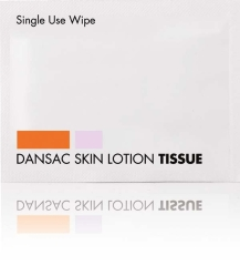 Dansac Skin Lotion Tuecher - (50 St) - PZN 02003942