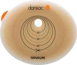 Dansac Novalife 2 Basisplatte Rr 55 35-47Mm - (5 St) -...