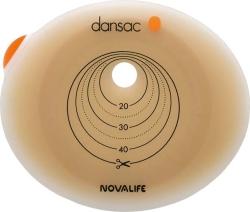 Dansac Novalife 2 Basisplatte Rr 70 10-62Mm - (5 St) -...