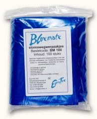 Bluemate Stoma Entsorgungsbeutel - (100 St) - PZN 12723979