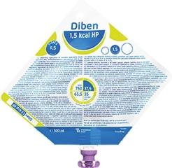 Diben 1.5 Kcal Hp - (15X500 ml) - PZN 10532028
