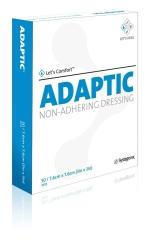 Adaptic 7.6X7.6Cm - (10 St) - PZN 01228159