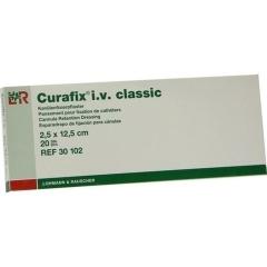 Curafix I.V. Classic 2.5X12.5Cm - (20 St) - PZN 02429629