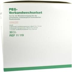 Peg Verbandwechsel Set - (30 St) - PZN 00596731