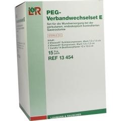 Peg Verbandwechsel Set E - (15 St) - PZN 00647664