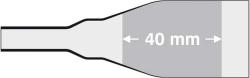 Selbstklebendes Kondom Pop-On 95.32 - (30 St) - PZN 07236059