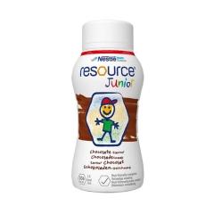 Resource Junior Schokoladen-Geschmack - (6X4X200 ml) -...