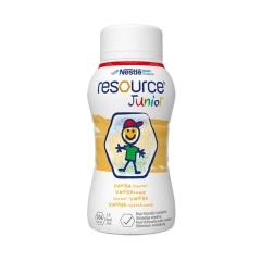Resource Junior Vanille-Geschmack - (6X4X200 ml) - PZN...