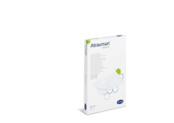 Atrauman Silicone Steril 7.5X10Cm - (10 St) - PZN 11666096