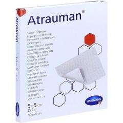 Atrauman Steril 5X5Cm - (10 St) - PZN 04889826