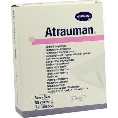 Atrauman Steril 5X5Cm - (50 St) - PZN 04889832