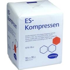 Es-Kompr Unst 10X10 8F - (100 St) - PZN 01447223
