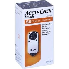 Accu-Chek Mobile Testkassette - (50 St) - PZN 10270545