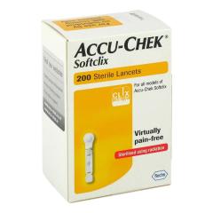 Accu-Chek Softclix Lanzetten - (200 St) - PZN 04522511