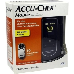 Accu-Chek Mobile Set Mmol/L Iii - (1 St) - PZN 09233220