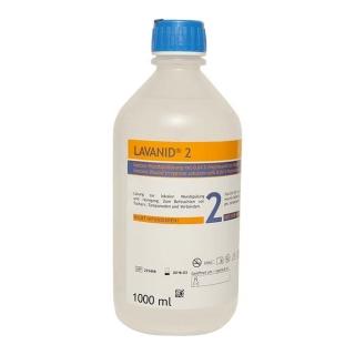 Lavanid 2 Wundspüllösung - (1000 ml) - PZN 02178570