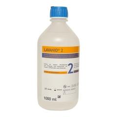 Lavanid 2 Wundspüllösung - (6X1000 ml) - PZN...